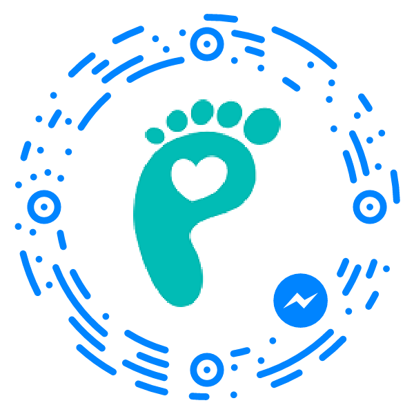Scan image below for Facebook Messenger