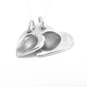 Medium & Large Fingerprint Charms