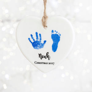 Hand and Footprint Decoration