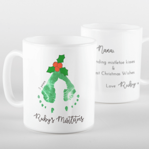 Mistletoe Kisses Mug