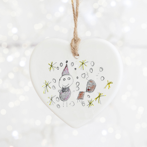 Personalised Doodle Decoration