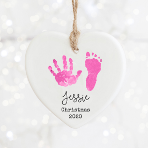 Hand & Footprint Decoration